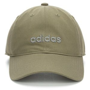 🆕 adidas Women's Contender Baseball Hat Olive
